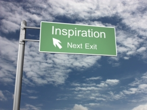 Inspiration Freeway Sign